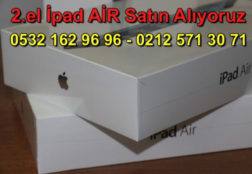 ipad air alan yerler